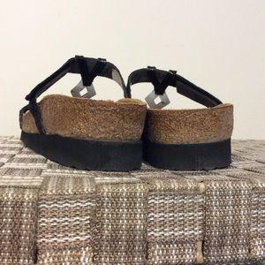Naot Shoes - Naot Black Sandal Size 35